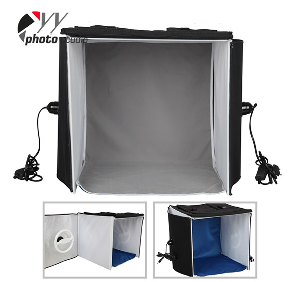 Square Light Tent with Daylight Lamps YA440  Light Tents