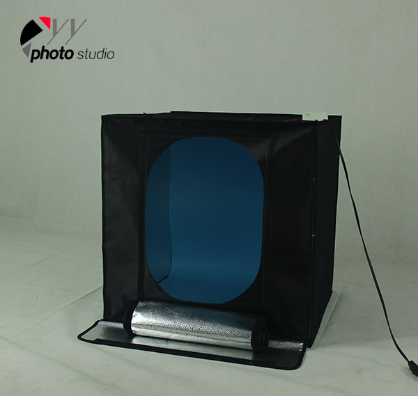 Photo Studio LED Easy-Carry Spuare Light Tent In-A-Box YA441   Light Tents