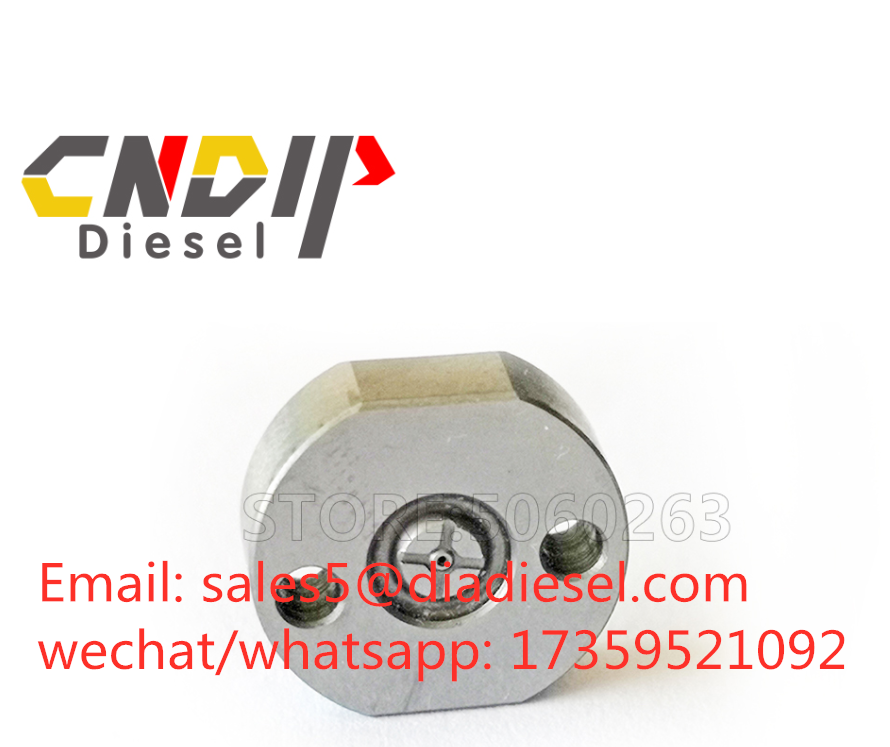 Diesel Common Rail Parts Orifice Valve Plate 07# for Injector