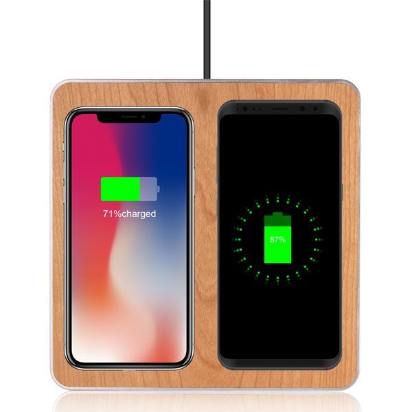 Dual & Triple Wireless Charger