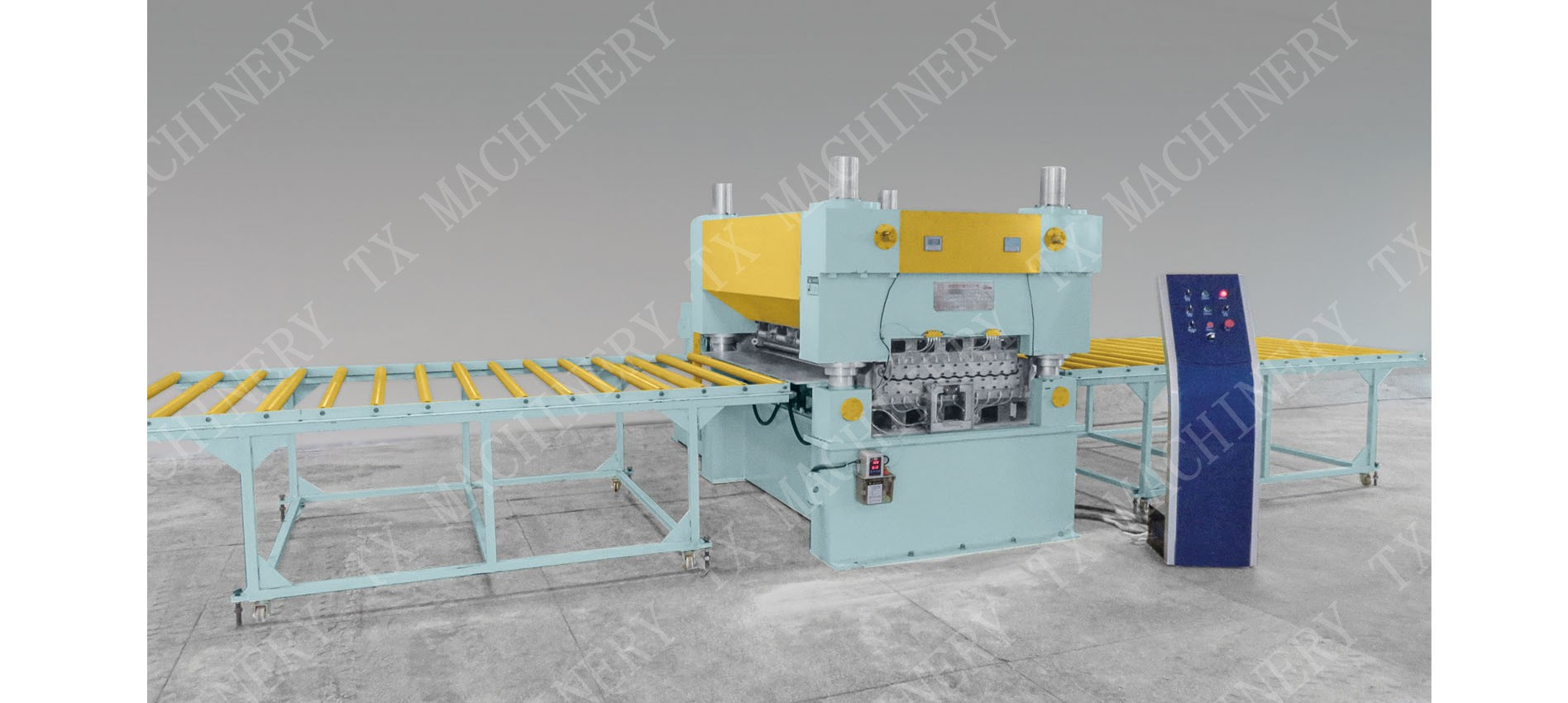 High Precision 6-Hi Leveler Machine
