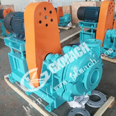 HAP Horizontal Heavy Duty Slurry Pump