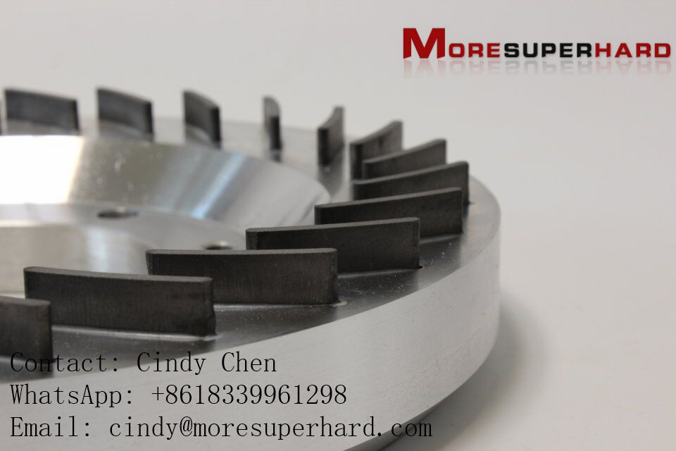 Back Grinding Wheels for Silicon Wafer Thinning