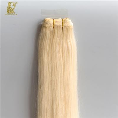 Hair Extensions Ash Blond