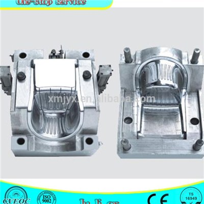 Plastic Injection Mold Tooling Moulder for Bar Chairs Mould
