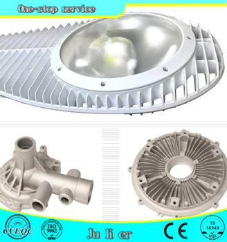 Plastic Molding Manufacturing Company Making Lamp Parts