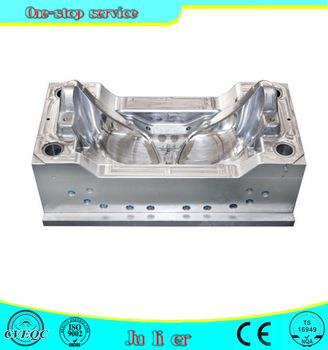 Plastic Injection Mold Making Automation Tool and Die Mould Maker for Auto Tail Lamp Mold