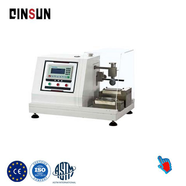 Safety Glove Cutting Resistance Testing Machine and tester