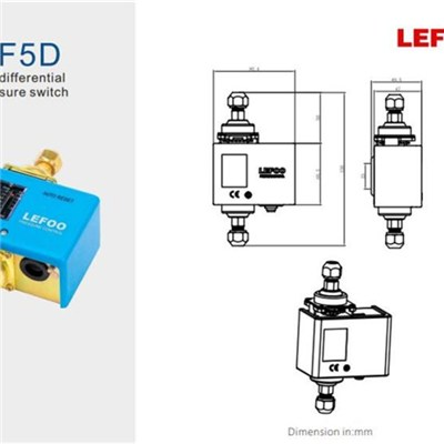 Oil Differential Pressure Switch