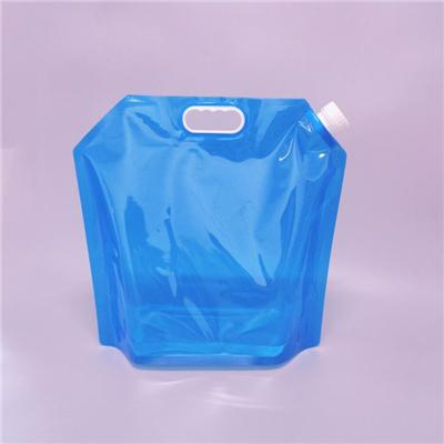Collapsible Water Container Bag