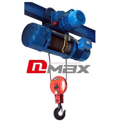Construction Wire Rope Electric Hoist