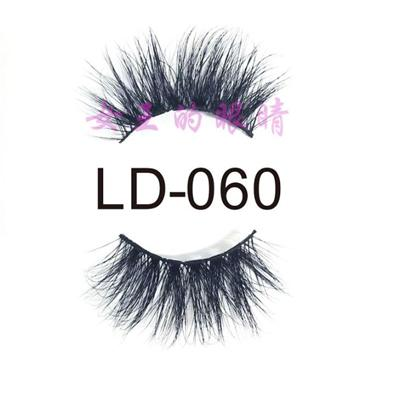 25mm Long 3D Mink Lashes