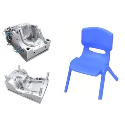 Plastic Kids Chair Mould