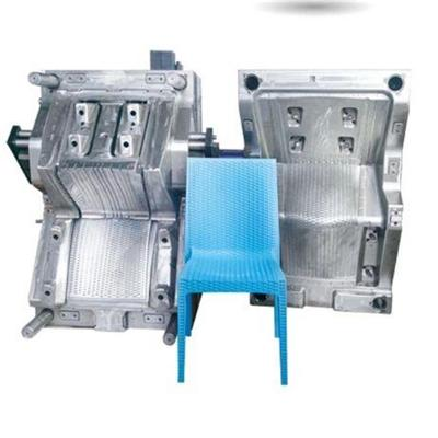 Rattan Chair Plastic Injection Mould