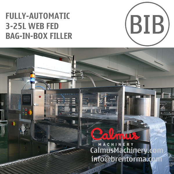 Fully-automatic 3-5-10-20 Litre BIB Edible Oil Filling Machine WEB Bag in Box Filler