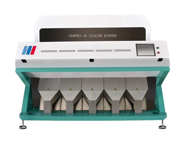 Mixed Plastic Granule Color Sorter