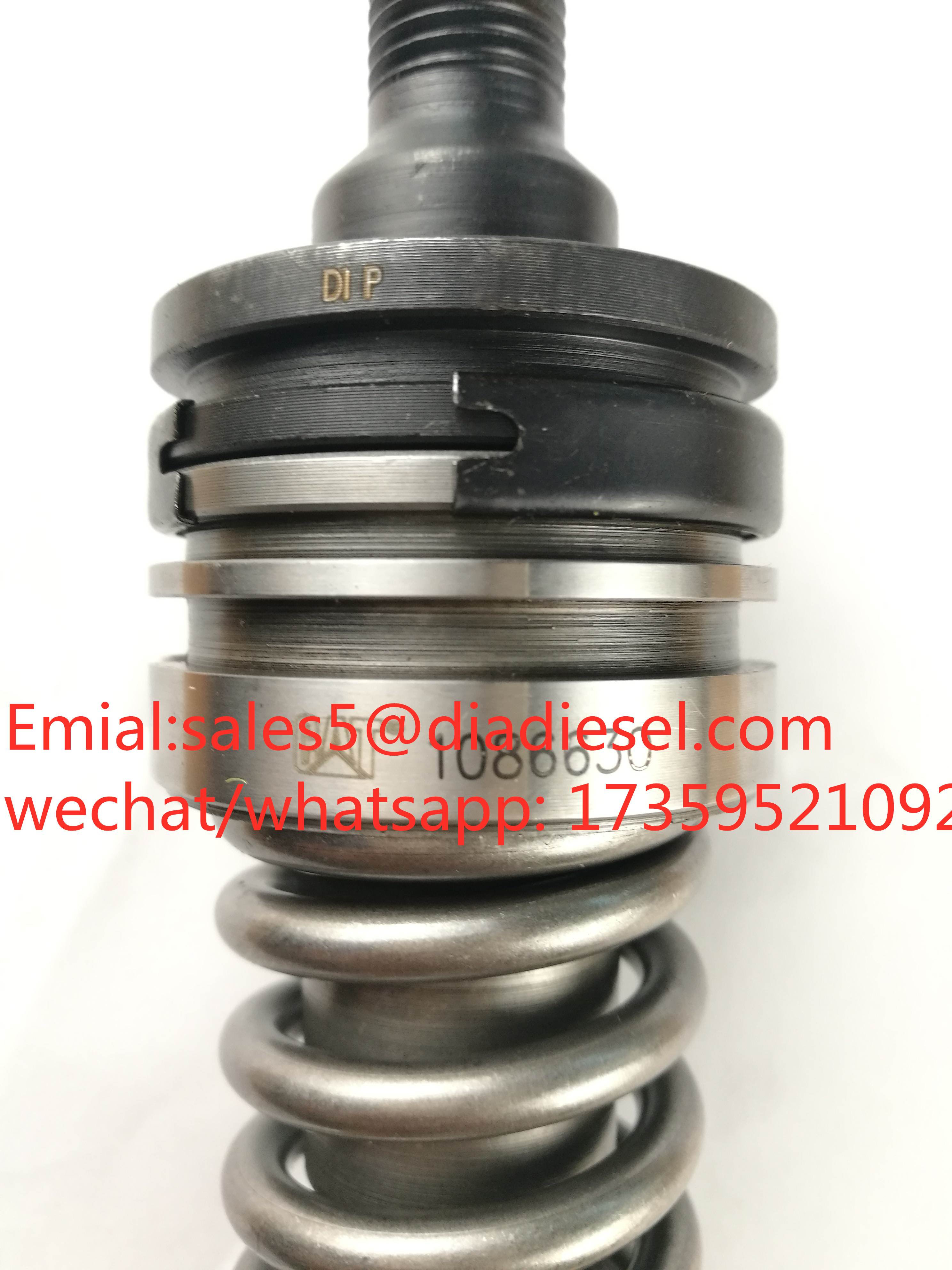 High Quality Diesel Injection Pump Plunger 108-6630 for Caterpillar Engine