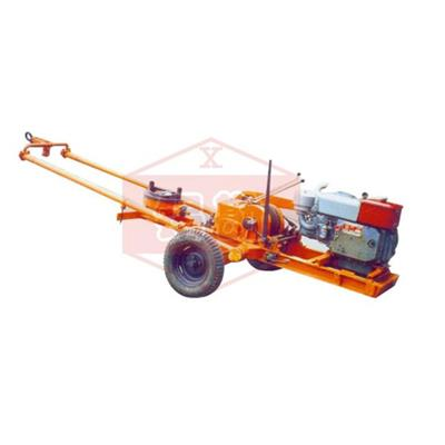 Portable Exploration Impact Drilling Rig