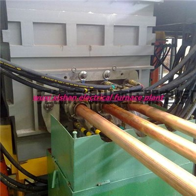 Horizontal Brass Rod Making Continuous Casting Machine