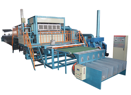 Automatic Egg Carton Production Line