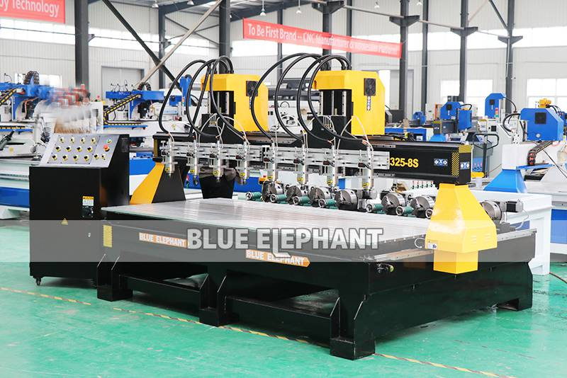 MULTI HEAD CNC ROUTER 2019