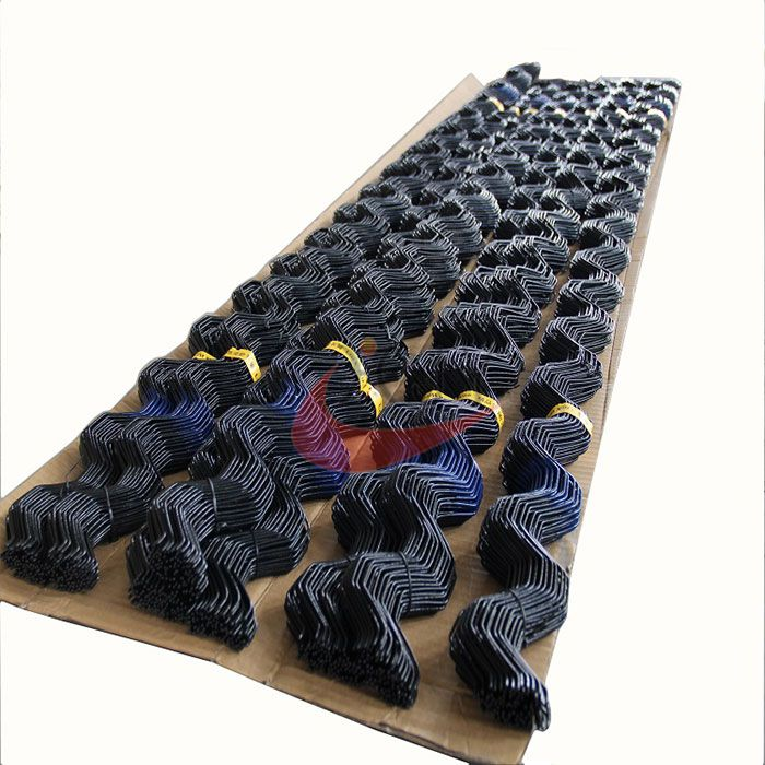 Plastic Coated Spring Steel Wire Zig Zag Wire Spring Wire for Greenhouse  Lock Spring Wire
