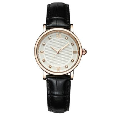 Fashion Diamond Dial Couple Watch