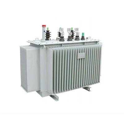 S13 Series Oil Immersed Power Transformer
