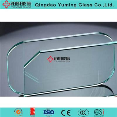Shaped Tempered Glass