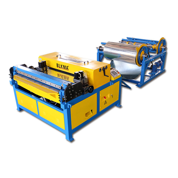 Auto Duct Production Line 3 2019