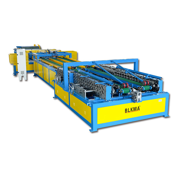 Auto Duct Production Line 4 2019