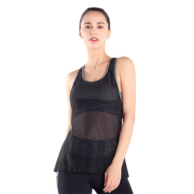 Dry Fit Fitness Top Women