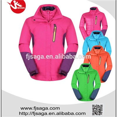 Skiing jacket, ski jacket, waterproof jacket,ski clothes