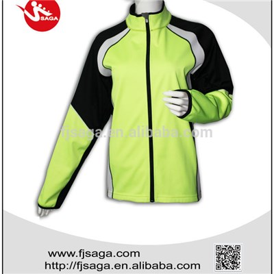 Waterproof light weight winter active colorful ski jackets  Cycling Neoprene