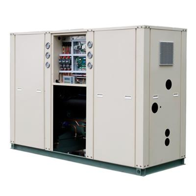 Water Cooled Scroll Chiller For Air Condition Host