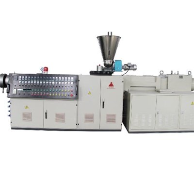 LVT Parallel Twin-screw Extruder