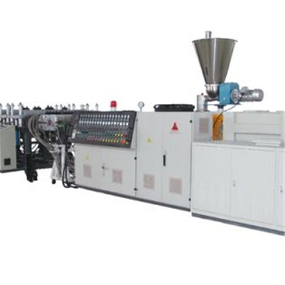WPC Foam Board Parallel Twin-screw Extrusion Line