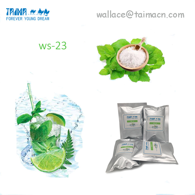 cooling agent WS-23 cooler powder