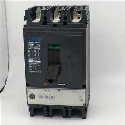 Motorized Moulded Case Circuit Breaker