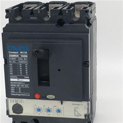 160amp Single Phase Moulded Case Circuit Breaker