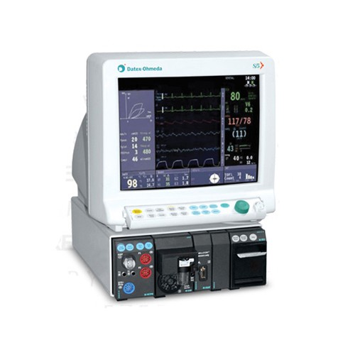 GE Datex-Ohmeda S/5 Anesthesia Monitor