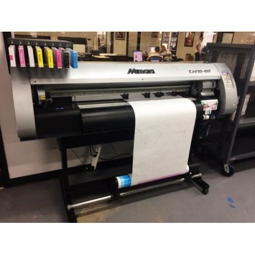 Mimaki CJV30-100 Printer Cutter 40 Inch
