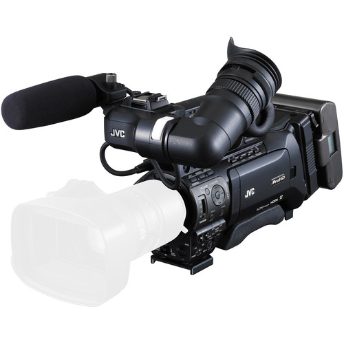 JVC GY-HM850 PROHD SHOULDER MOUNT CAMCORDER