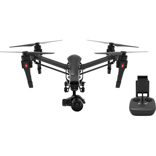 DJI Inspire 1 PRO Black Edition Quadcopter with Zenmuse X5 4K Camera