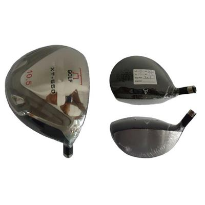 Forged Golf Driver Head