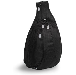 Black Sling Backpack Bag And Luggage Agents Luggage Bags