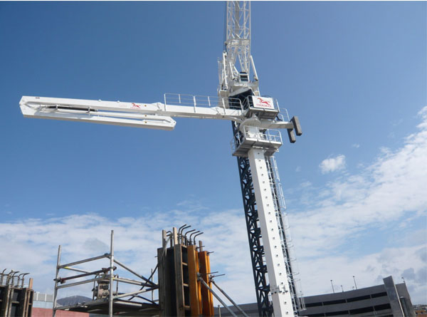 PB32A-3R-II Self-Climbing Concrete Placing Boom