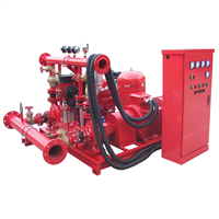 Fire pumps for sprinkler systems