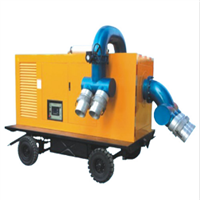 Diesel Engine Mobile Water Pump