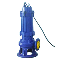 Submerged Sewage Pump QW